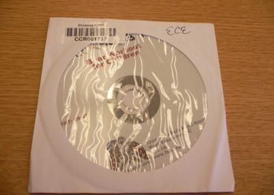 CCR001737 Bear Wout DVD