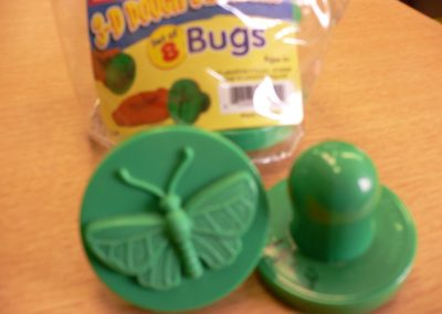 CCR001803 Dough Stampers Bugs