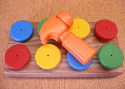 CCR001805 Hammer Board