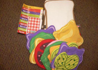 CCR001880 Sandwich Game
