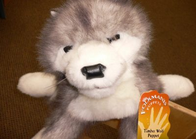 CCR001891 Wolf Puppet