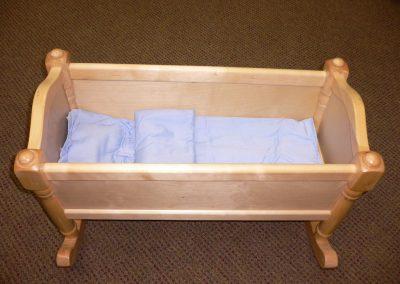 CCR001900 Wooden Crib