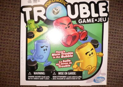 CCR001914 Trouble Game