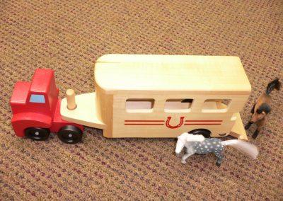 CCR001918 Horse Box