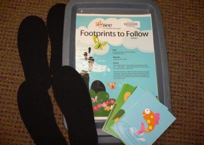 CCR001947 Footprints to Follow