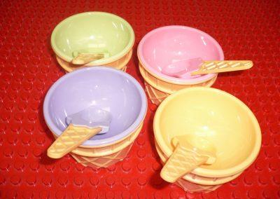 CCR001955 Ice Cream Bowls