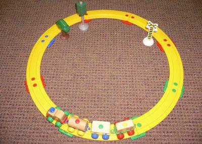CCR001961 Train Track Set