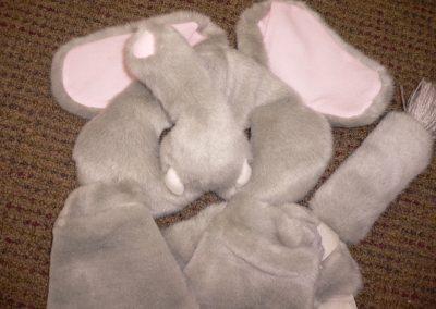 CCR001963 Elephant Dress Up