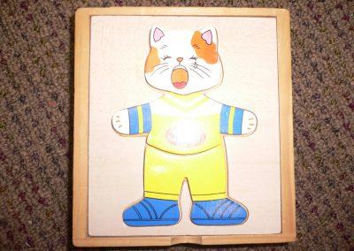 CCR002018 Cat Box Puzzle
