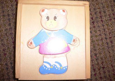 CCR002019 Bear Box Puzzle