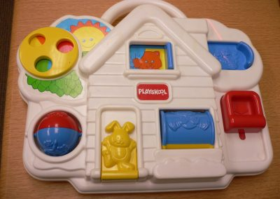SCA000528 Toddler Activity Board