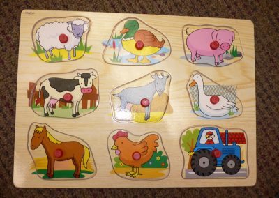 SCA001918 Animal Puzzle