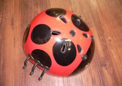 SCA003645 Bike Helmet Ladybug