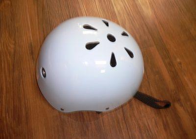 SCA003646 Bike Helmet Blue