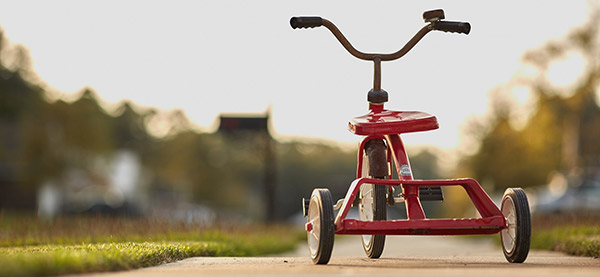 Toy Library - Tricycle