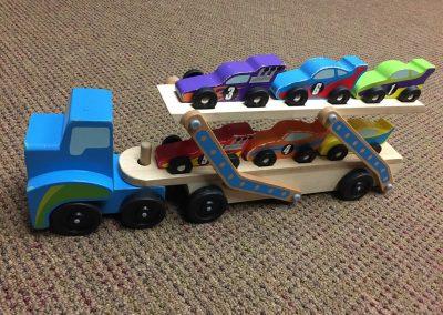 CCR002050 Race Car Carrier