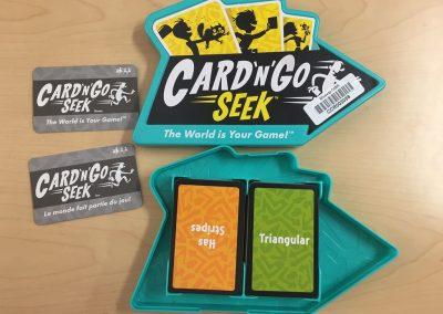 CCR002058 Card N Go Seek Game