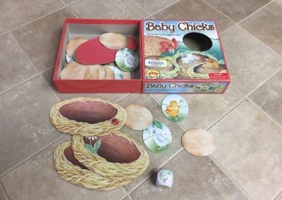 CCR002129 Baby Chicks Game