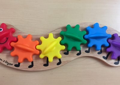 CCR002270 Rainbow Caterpillar Gears
