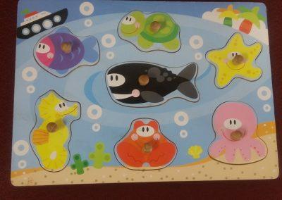 CCR002288 Fish puzzle