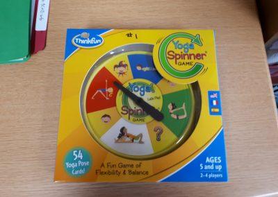 CCR002350 Yoga Spinner Game #3