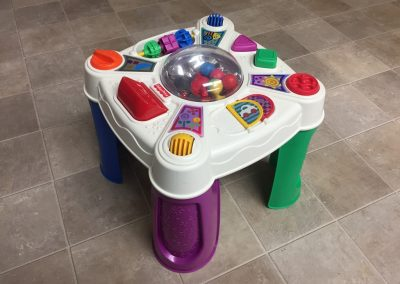 CCR002537 Fisher Price Infant Activity Center with Music