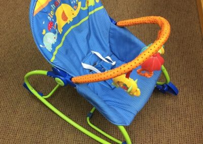 CCR002542 Fisher Price Infant to Toddler Rocker