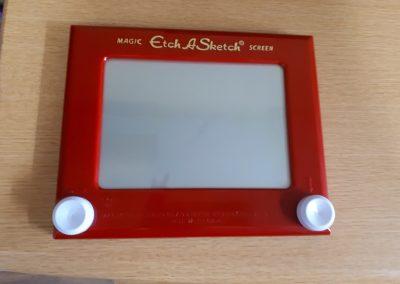 CCR002543 Etch A Sketch