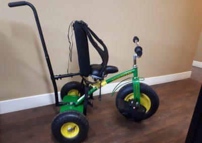 CCR002576 John Deere Mighty Trike