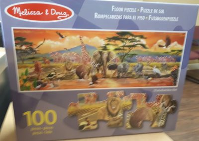 CCR002584 Jungle Puzzle