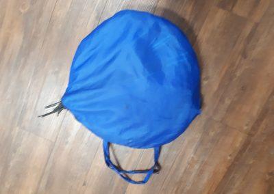 CCR002621 Blue Tent