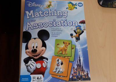 CCR002629 Disney Matching Game