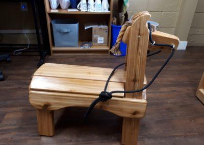 CCR002677 Wooden Horse