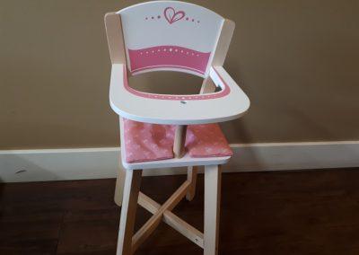 CCR002714 Hape High Chair