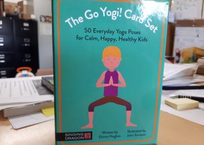 CCRR002602 The Go Yogi! Card Set