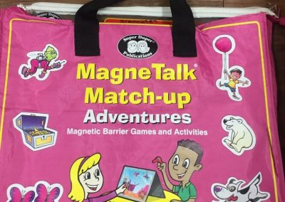 SCA002987 Magne Talk Match-up Adventures Kit