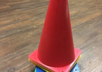 SCA003058 Cone-Red