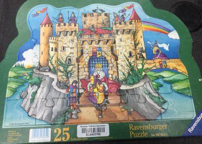 SCA003768 Castle puzzle