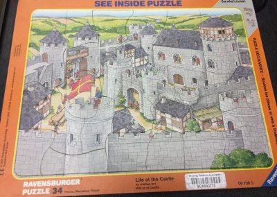 SCA003770 Castle puzzle 2