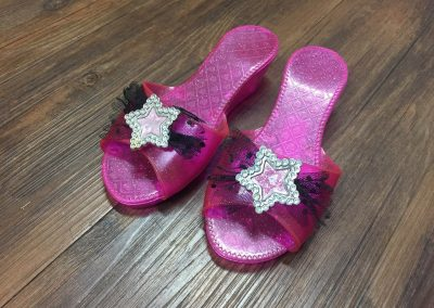 SCA003974 Pink Dress Up Shoes