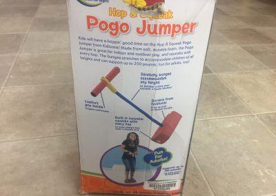 SCA003996 Hop and Squeak Pogo Jumper
