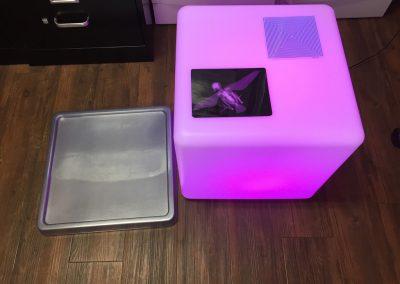 SCA004049 Light Cube Box