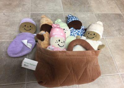 SCA004051 Basket of Babies