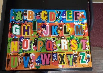 ccr002720 Alphabet Puzzle