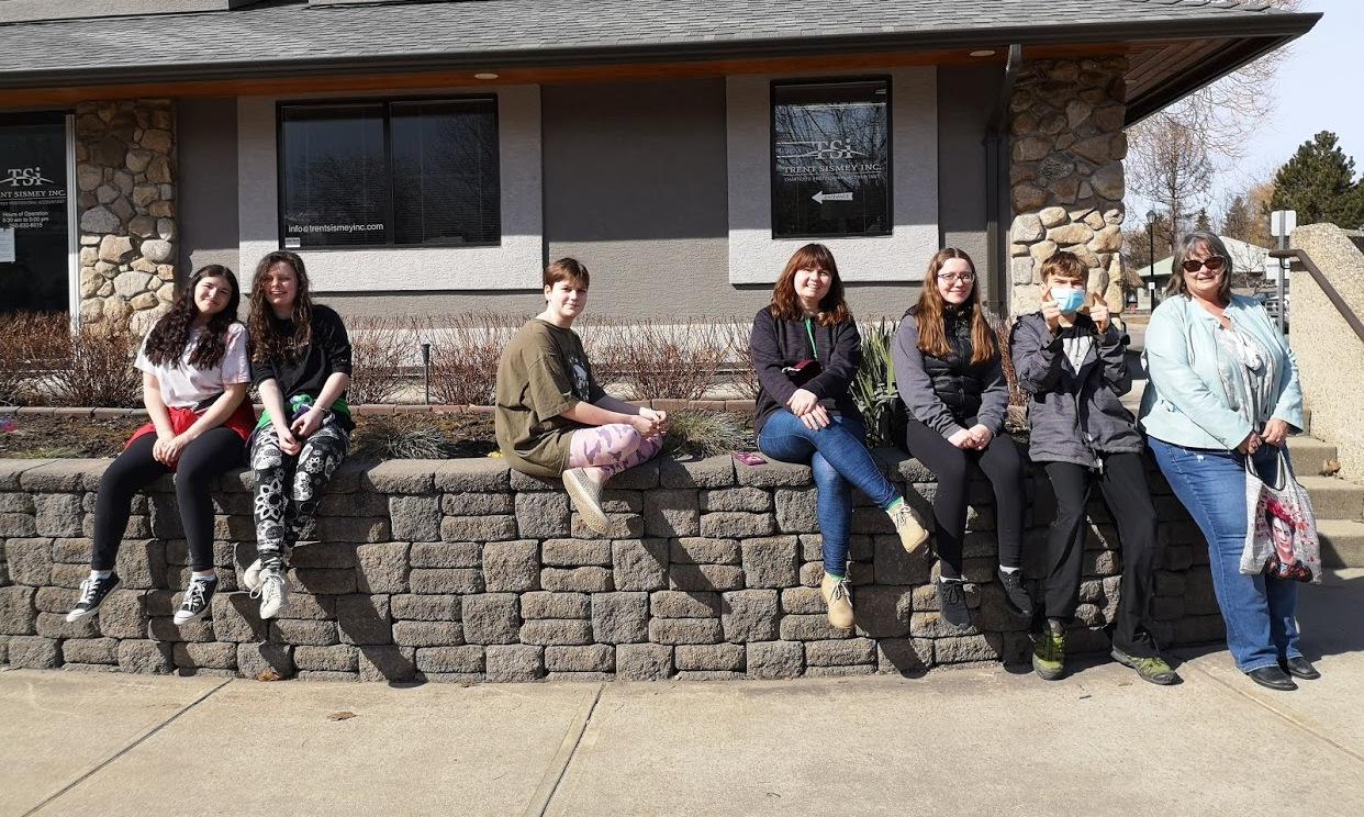 Summer Loft Program group photo